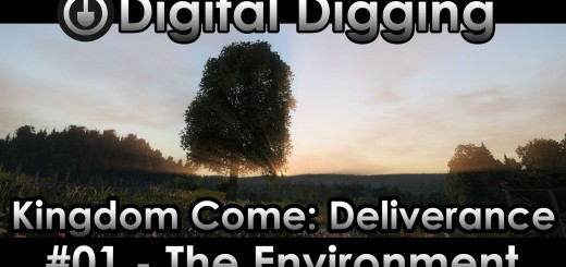 Kingdom Come: Deliverance Alpha Gameplay Environment Tour.