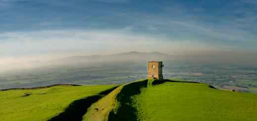 Bredon Hill Hillfort.