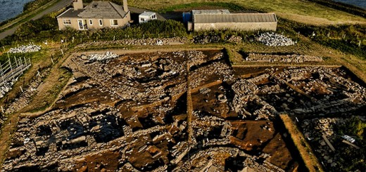 Ness of Brodgar Excavation 2012