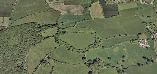 Ringsbury Camp Hillfort, Wiltshire